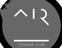 Air Cinema Club Promotion