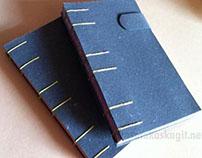 Tas Makas Kagit Handmade Notebooks