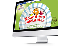 Nourishing Substitute Facebook App