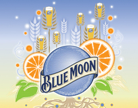 Blue Moon Art