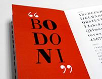 Bodoni & Futura