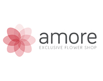 Amore Flower Shop Branding