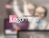 Logomogo Theme