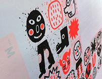 Poster Master Diseño e Ilustración UPV