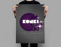 Konki Logo 2013
