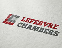 Lefebvre Chambers: Branding project