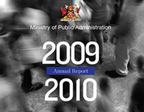 Editorial Design: Ministry of Public Administration Ann