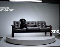 IKEA kataloglansering - Sofa