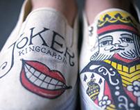 Poker Shoes