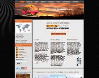 Jimbah Safaris Web Site