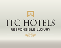 Digital marketing for ITC Hotels