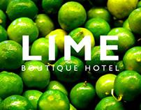 L I M E - branding + web design