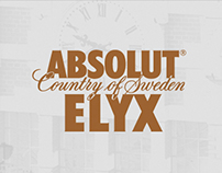 Absolut Elyx Colombia