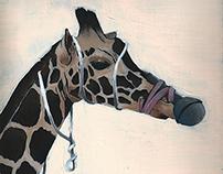 Microphone-giraffe