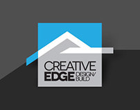 Creative Edge Design/Build Corporate Identity