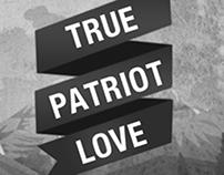 Patriotic TimCard