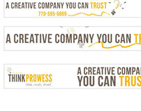 Company Advertisements
