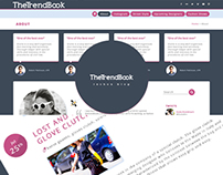 TheTrendBook | Fashion Blog | Wordpress Theme