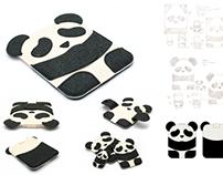 Panda iPad Case Conceptual Design and Final Product