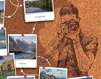 "Exposicion Fotografica ""Rutas Turisticas del Peru"""
