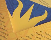 CD Packaging & Marketing Materials