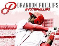 #VotePhillips Social Fuego Campaign