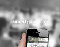Bored Go Where? - Final Year Project