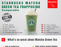 Frapuccino Matcha Green Tea