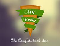 My Bookz Brand Identity