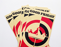 Good Friday Event Branding