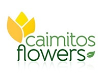 Caimitos Flowers Logo