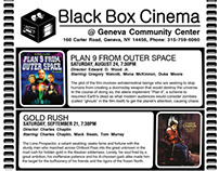 Black Box Cinema Poster