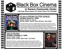 Black Box Cinema Poster