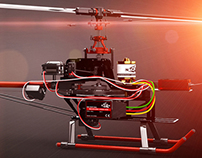 The RC Copter