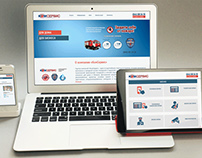Comservice- security company website