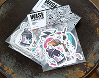 Wise Original Sticker#