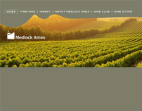 Medlock Ames Website Packaging