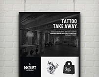 Inkoust Tattoo / Prague