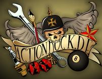 Actionrock.de Sponsorship Stamp