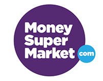 Money Supermarket Logo Redesign