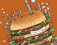 The Uber BurgerBot