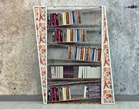 Hippy Bookshelf