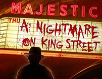 Nightmare on King St Poster