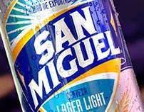 Cerveza San Miguel (Beer)