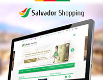 Salvador Shopping - Web & Mobile