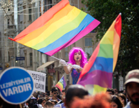 Istanbul LGBT Pride 2013 Part Two