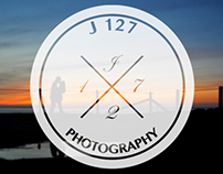 J 127 Photography Logo