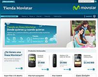 Tienda en línea Movistar.co