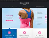 GH Sport Line - Gilly Hicks