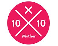 10X10XMother Logo